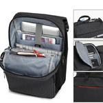 Рюкзак Tigernu T-B3900 Красный с USB-портом и отделением для ноутбука 15.6