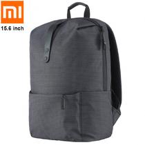 Рюкзак Xiaomi College Тёмно-серый с отделением для ноутбука 15.6 дюймов