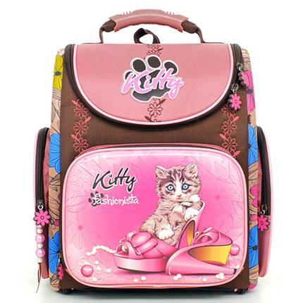 Школьный ранец Hummingbird K83 Kitty Fashionista