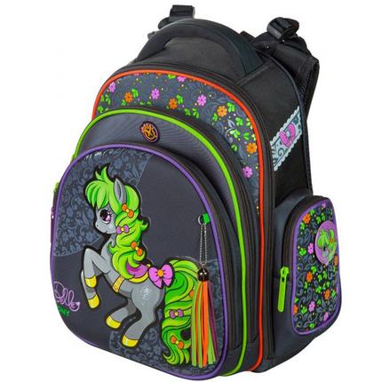 Школьный ранец Hummingbird TK37 Belle Pony