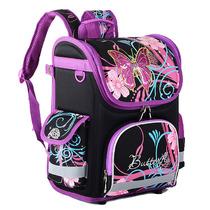 Школьный ортопедический ранец для девочки 1-4 класс Butterfly с мешком для сменки