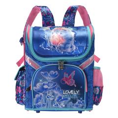 Школьный ортопедический ранец для девочки 1-4 класс Lovely Kitten