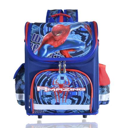 Школьный ортопедический ранец для мальчика 1-4 класс Spider Man