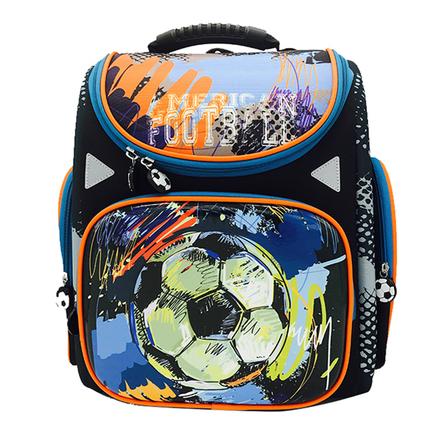 Школьный ортопедический ранец для мальчика 1-4 класс Football