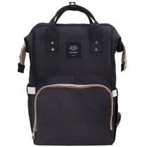 Сумка-рюкзак для мамы YRBAN MB-101 Чёрный