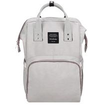 Сумка-рюкзак для мамы YRBAN MB-101 Серый