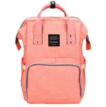 Сумка-рюкзак для мамы YRBAN MB-101 Розовый