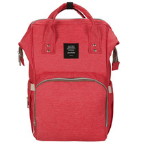 Сумка-рюкзак для мамы YRBAN MB-101 Красный