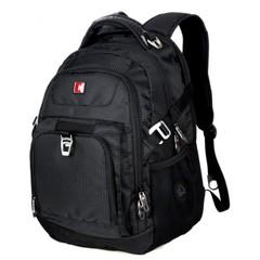 Рюкзак SWISSWIN SW9224 с отделением для ноутбука 15.6 дюймов