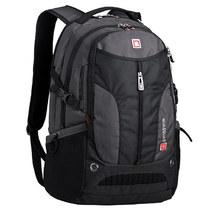 Рюкзак Swisswin SW9980b Black с отделением для ноутбука 15.6