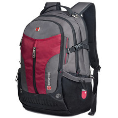 Рюкзак Swisswin SW9980b Red с отделением для ноутбука 15.6