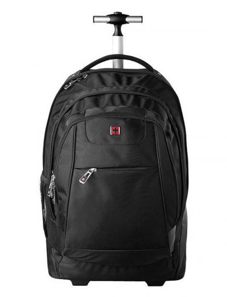 98bad9193892 Рюкзак-дорожная сумка Swisswin SWE1058 с отделением для ноутбука до 15.6  дюймов ...