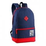 Рюкзак Swisswin swk2008 blue/red с отделением для ноутбука 14 дюймов